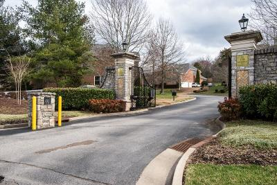 Franklin Single Family Home Under Contract - Showing: 110 Hampsted Ln