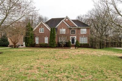 Brentwood TN Single Family Home Under Contract - Showing: $699,000