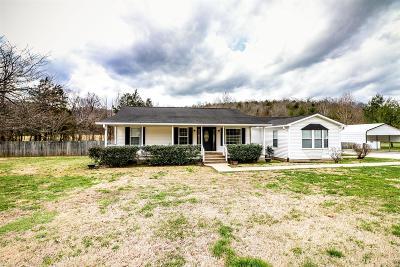 Woodbury Single Family Home For Sale: 1306 Hollis Creek Rd