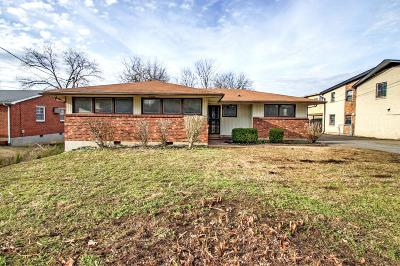 Nashville Single Family Home Under Contract - Showing: 652 Moormans Arm Rd