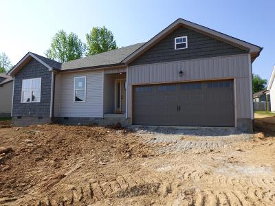 Clarksville Single Family Home For Sale: 545 Magnolia Dr
