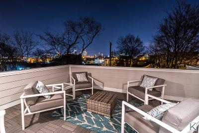 Nashville Single Family Home For Sale: 1031 Monroe St