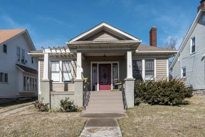 Nashville Single Family Home For Sale: 1403 Gartland Ave