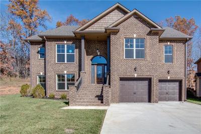 Clarksville Rental For Rent: 121 Roanoke Station Circle