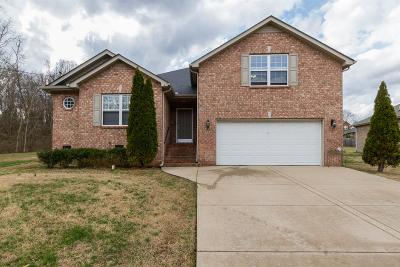 Single Family Home Sold: 710 Excalibur Ct