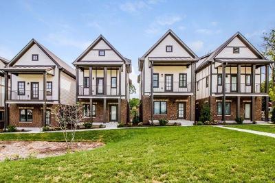 Nashville Rental For Rent: 1244 Hillwood Private Cove