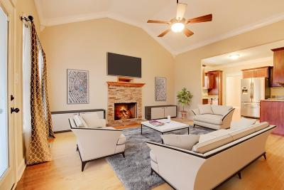 Clarksville Single Family Home For Sale: 2213 Fairfax Dr