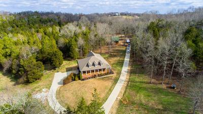 Columbia Single Family Home For Sale: 1235 Bear Creek Pike