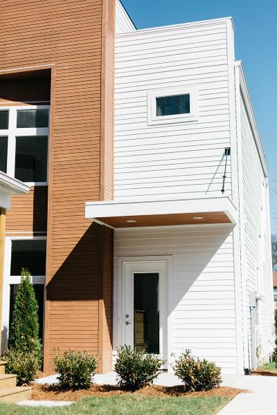 Nashville Single Family Home For Sale: 1830 B 9th Ave N
