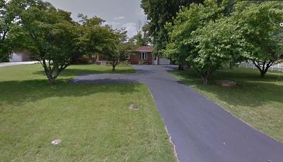 Lebanon Single Family Home For Sale: 1007 Maple Hill Rd