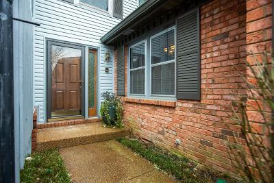 Brentwood Condo/Townhouse For Sale: 221 Hearthstone Manor Ln #221