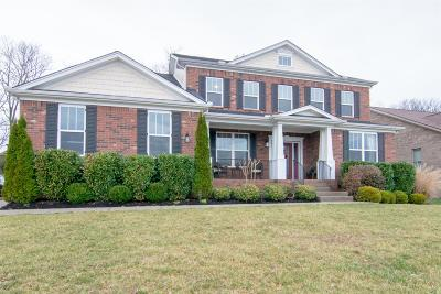 Spring Hill Single Family Home For Sale: 3049 Everleigh Pl
