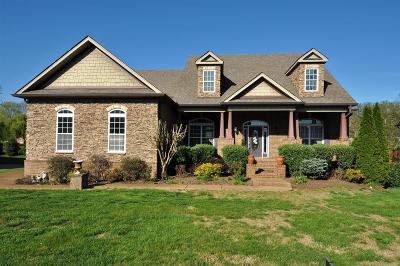 Hendersonville Single Family Home For Sale: 1010 Kidron Way