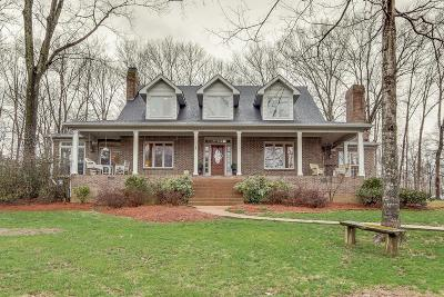 Franklin Single Family Home For Sale: 905 Loggers Run