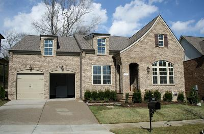 Franklin Single Family Home For Sale: 2097 McAvoy Dr