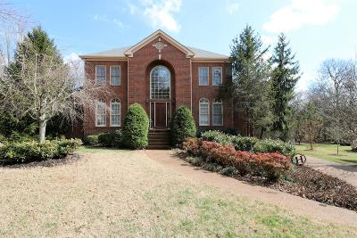 Brentwood TN Single Family Home For Sale: $634,900