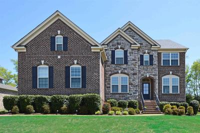 Gallatin Single Family Home For Sale: 106 Tipperton Ct