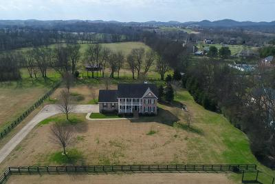 Franklin Single Family Home For Sale: 1537 W Harpeth Rd