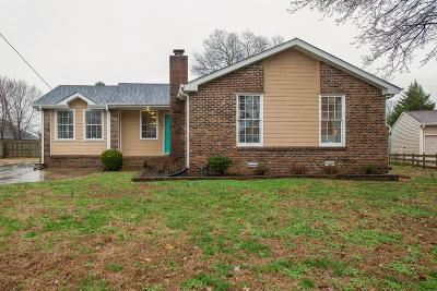 Franklin Single Family Home For Sale: 309 Patrick Ave