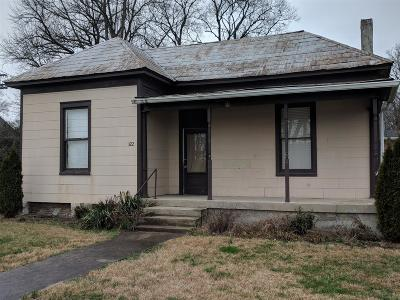 Wilson County Multi Family Home For Sale: 322 S Maple St