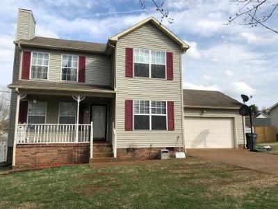 Columbia Single Family Home For Sale: 406 Rutherford Ln