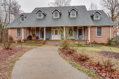 Burns TN Single Family Home For Sale: $725,000