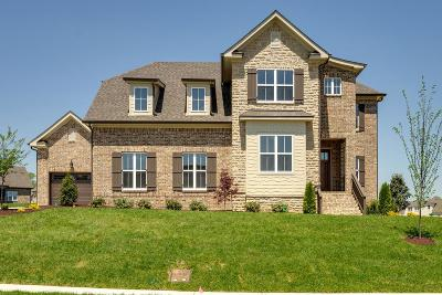 Thompsons Station  Single Family Home Active - Showing: 3745 Ronstadt Road - Lot 5069