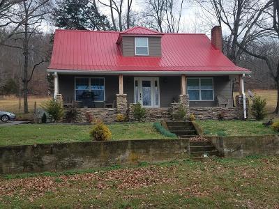 Centerville Single Family Home For Sale: 1650 E Beaverdam Rd