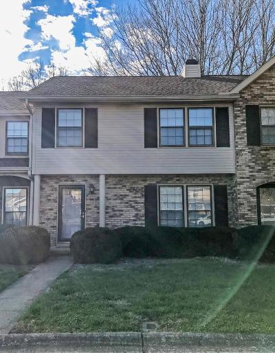 Clarksville Condo/Townhouse Under Contract - Showing: 2172 Memorial Drive B-3 #B3