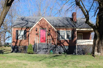 Dickson Single Family Home Under Contract - Showing: 410 High St