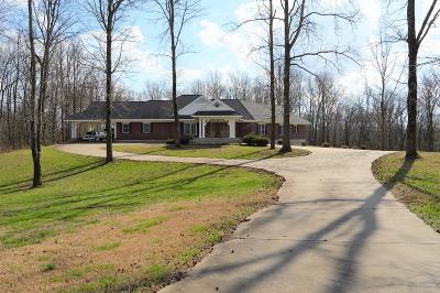 Marshall County Single Family Home For Sale: 1243 Dogwood Dr