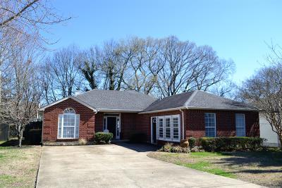 Spring Hill  Single Family Home For Sale: 2263 Joann Dr