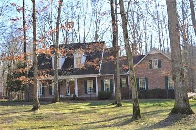 Sewanee Single Family Home Under Contract - Showing: 204 Wiggins Creek Dr