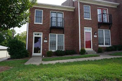 Clarksville Condo/Townhouse For Sale: 499 N 1st St