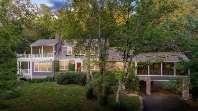 Nashville Single Family Home Under Contract - Showing: 5400 Hillsboro Pike