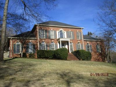 Franklin Single Family Home Under Contract - Showing: 200 Augusta National Ct