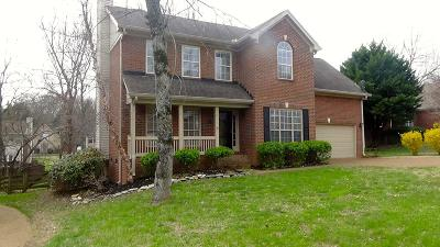 Single Family Home Sold: 2010 Woods Run