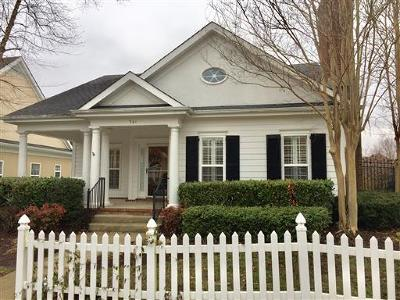 Franklin TN Single Family Home Under Contract - Showing: $409,000