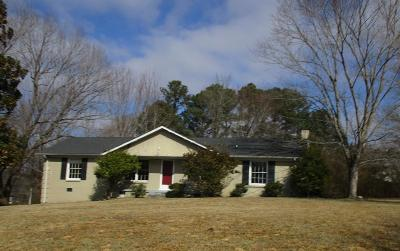Clarksville Single Family Home Under Contract - Showing: 504 Woodland Dr