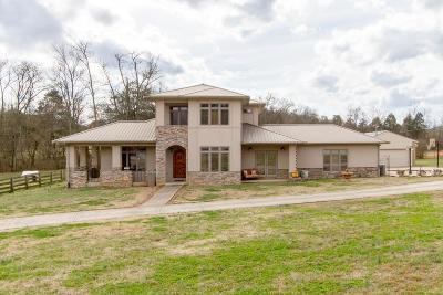 Smyrna Single Family Home Under Contract - Showing: 7101 Rocky Fork Rd