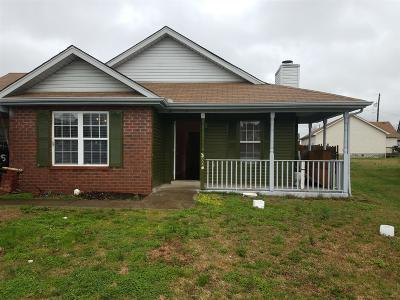Rental Under Contract - Not Showing: 3005 Rainstone Pt