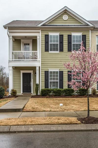 Spring Hill Condo/Townhouse Under Contract - Showing: 2043 Hemlock Drive