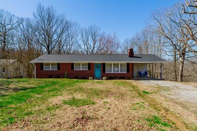 Ashland City Single Family Home For Sale: 2050 Petway Rd