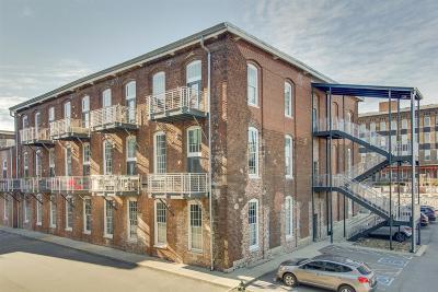 Nashville Condo/Townhouse For Sale: 1350 Rosa L Parks Blvd Apt 369 #369