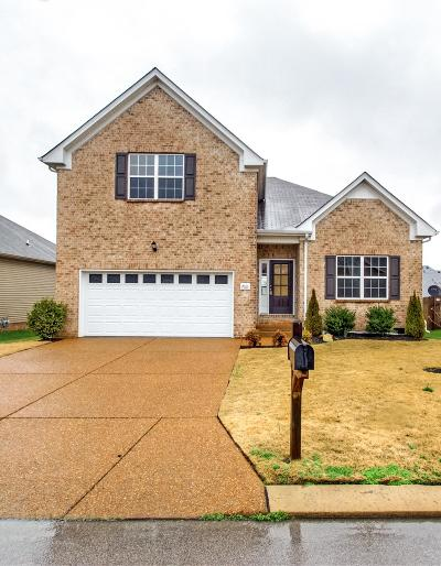 Spring Hill  Single Family Home Under Contract - Showing: 7021 Nickalus Way