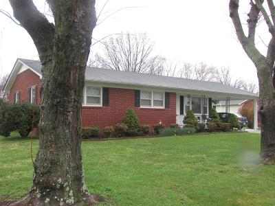 Lawrenceburg Single Family Home Under Contract - Showing: 600 9th St
