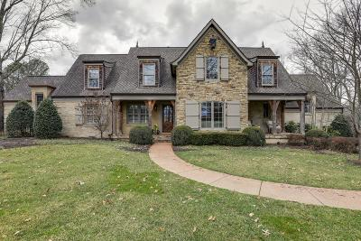 Nashville Single Family Home Under Contract - Showing: 6120 Jocelyn Hollow Rd
