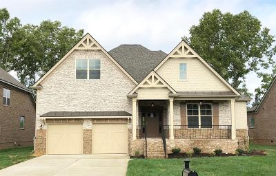 Rutherford County Single Family Home Active - Showing: 1111 Proprietors Place #27