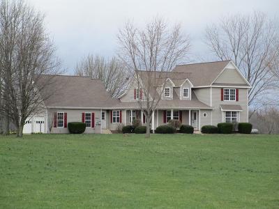Lawrenceburg Single Family Home For Sale: 21 Genson Rd