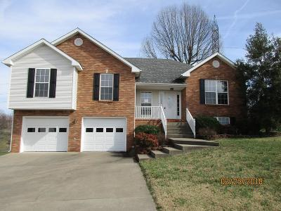 Christian County, Ky, Todd County, Ky, Montgomery County Single Family Home Under Contract - Showing: 1764 Viola Ct